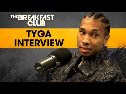 Tyga On Losing Kylie Jenner, Rob & Blac Chyna, False Rumors