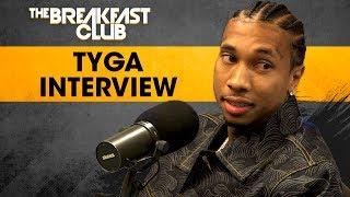 Tyga On Losing Kylie Jenner, Rob & Blac Chyna, False Rumors & More by : Breakfast Club Power 105.1 FM