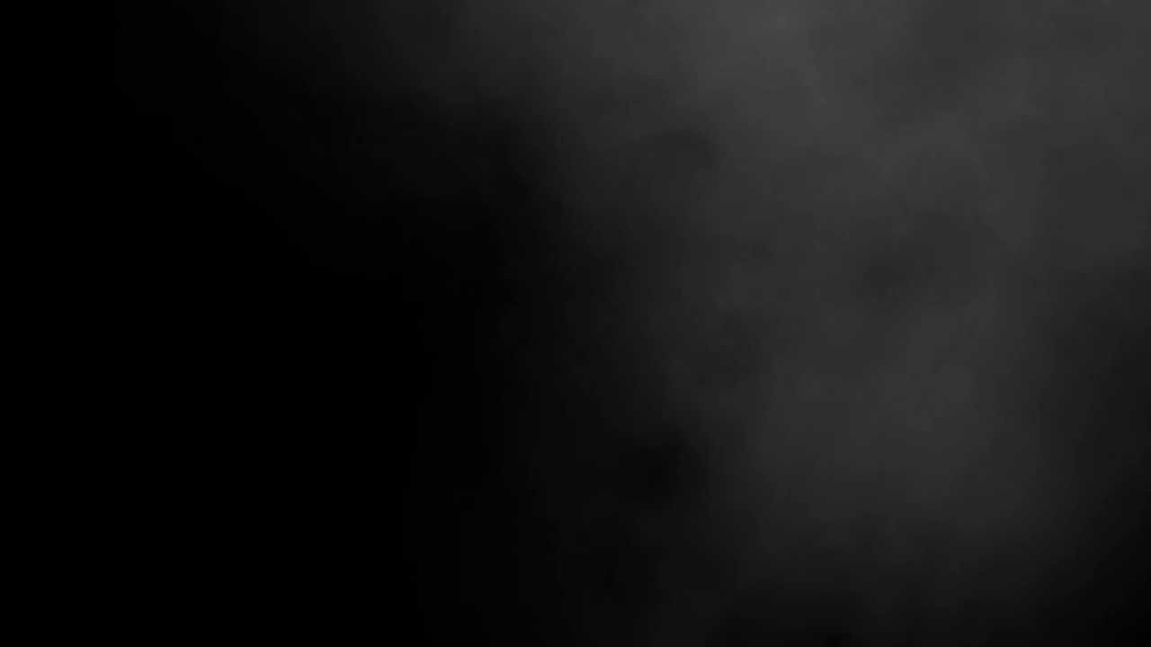 Free smoke visual effect free black