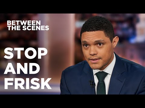 Bloomberg and The Legacy of Stop-and-Frisk - Between the Scenes | The Daily Show