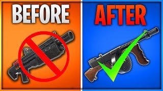IS EPIC TRYING TO GET RID OF SHOTGUNS IN FORTNITE?!