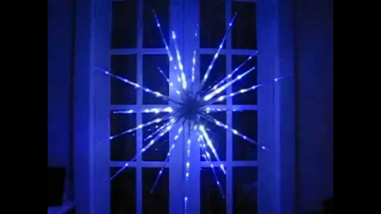 Christmas Light Amazing Firework Effect Led Light Blast