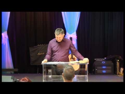 May 10th 2015 Simon West - The Character of Jesus