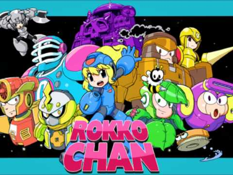 Rokko Chan OST-Boss Battle