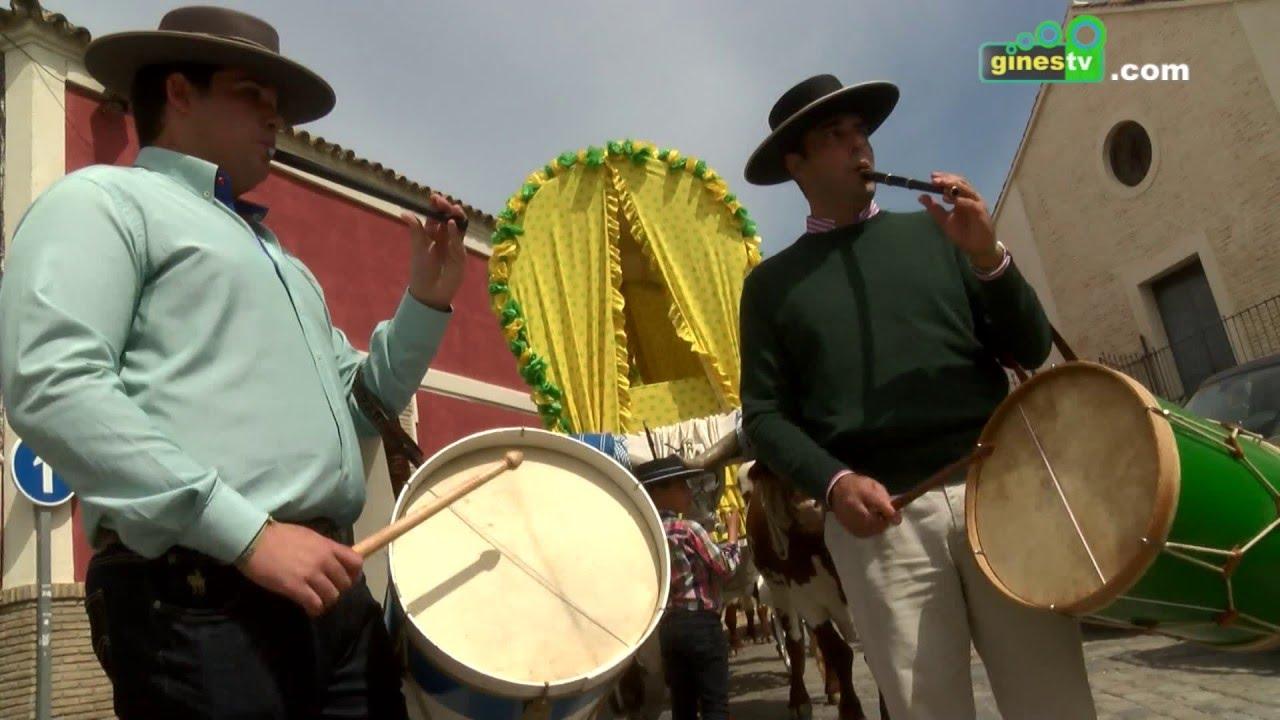 La Perolá recogió fondos para las tradicionales carretas del Rocío de Gines