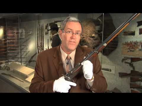 NFM Treasure Gun - Springfield Officers Model Trapdoor Rifle
