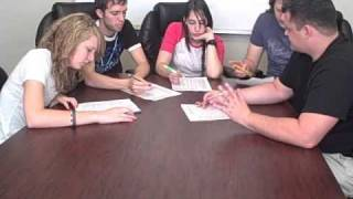 Small Group Communication - Desert Survival