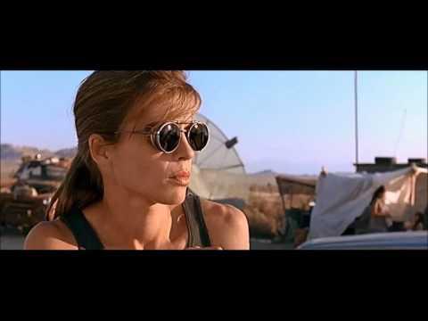 "T2: JUDGEMENT DAY [1991] Scene: ""The sanest choice."""