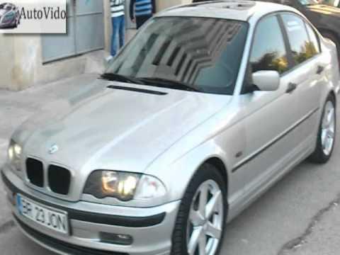 Bmw 320 d de vanzare - An 2001 - Autovido