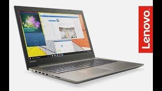 Обзор ноутбука Lenovo IdeaPad 520-15