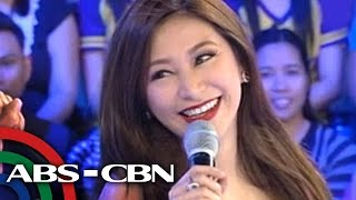 Repeat youtube video GGV: Rufa Mae copies scenes from 'Himala,' 'One More Try'