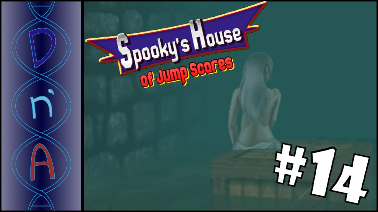 Spooky s house of jump scares final 1 0 version update specimen 13