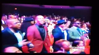 Download lagu JAGGED EDGE pays homage to New Edition at the 2017 Trumpet Awards