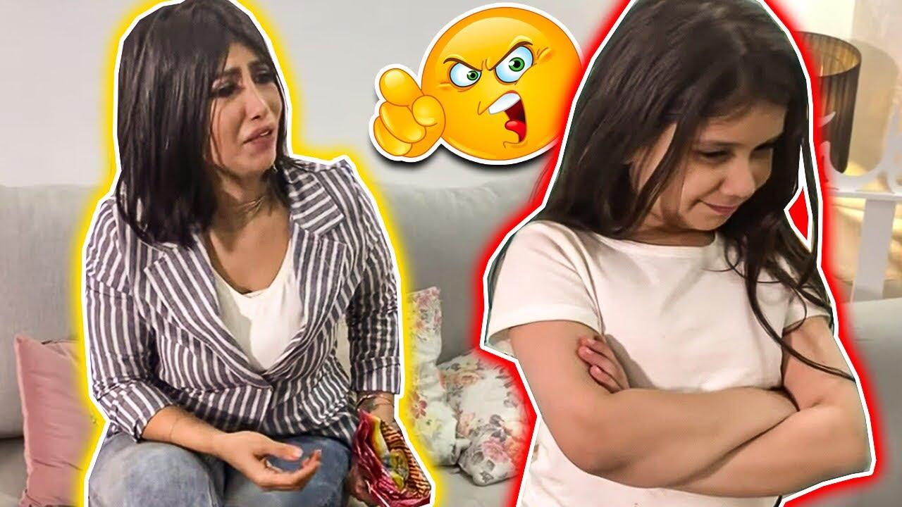 يوم كله مشاكل مع نور وميمي الحلقة الأولى Youtube