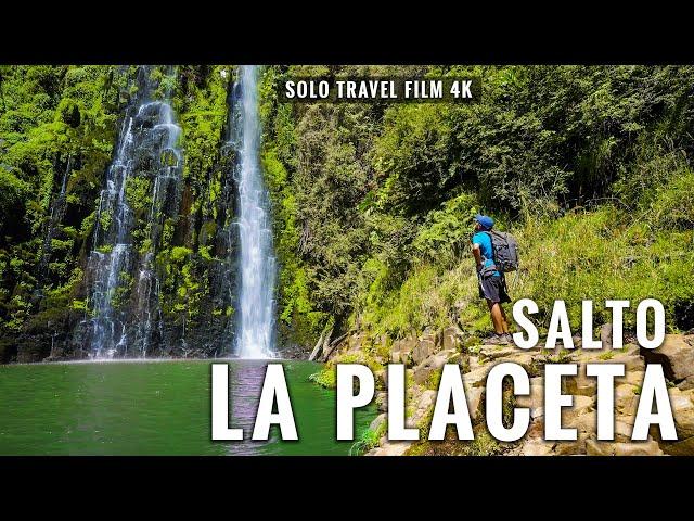 SALTO LA PLACETA: Trekking en San Clemente, Chile