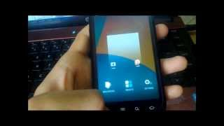 Android 4.4 Kitkat on GSM Nexus S (Crespo)