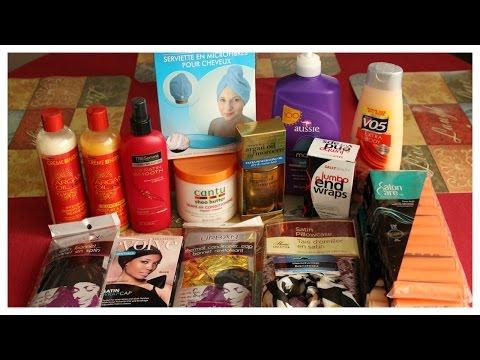 Healthy Relaxed Hair Care Product Haul (Dollar Tree, Walmart, Sally Beauty)