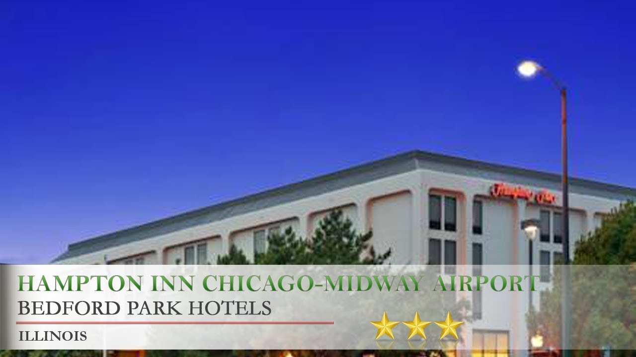 Hampton Inn Chicago Midway Airport Bedford Park Hotels Illinois