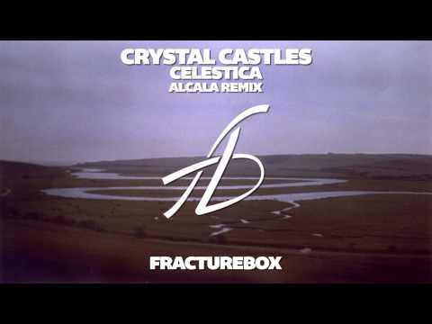 Crystal Castles - Celestica (Alcala Remix)