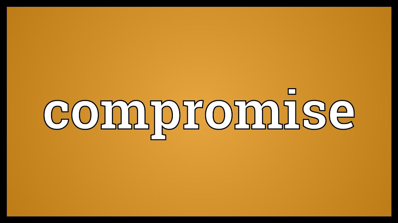 compromise and concession One talking point that has been working well for me is the premise of compromise vs concessions the pro gun control side will often ask why we.