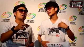 PLAYFPS TV - Tape 12[International Heroes in AS Battle 2011 - 29/07/2011]