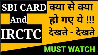 SBI Card and IRCTC ।। Market Gyaan - 02 || Money Matters