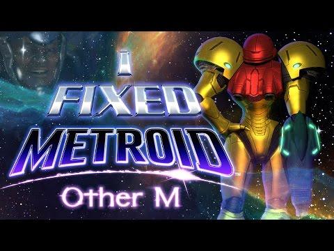 I Fixed Metroid Other M [Maya Animation]