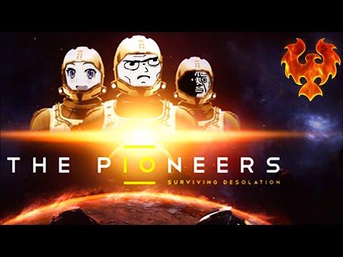 IVRES, ILS SE PAUMENT SUR UNE LUNE DE JUPITER !!! -The Pioneers- [DECOUVERTE]