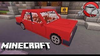 Minecraft PE - ЗАГЛЯНУЛ В ШКОЛУ (City Life #2)