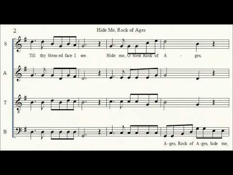 Hide Me, Rock of Ages