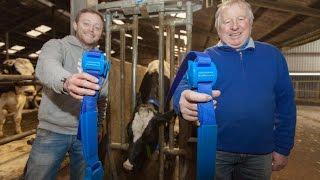 Tom & Simon Browne install Dairymaster