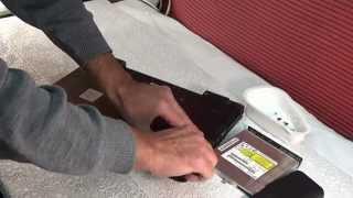 Разборка и ремонт корпуса ноутбука Lenovo G575(Разборка, чистка и ремонт корпуса ноутбука Lenovo G575. Восстановление крепежа верхней крышки., 2015-01-02T17:50:44.000Z)