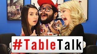 Breast Milk and Music Videos - It's #TableTalk!