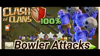 Max th12 gameplay - Clash of Clans town hall 12 attacks !