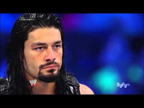 Roman Reigns John Cena & Sheamus vs Bray Wyatt Randy Orton Alberto Del Rio & Cesaro