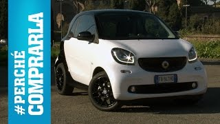 smart fortwo (2016) | #perchècomprarla... e perchè no