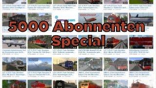 5000 Abonnenten Special / Mein Video / Unterwegs mit Bus und Bahn