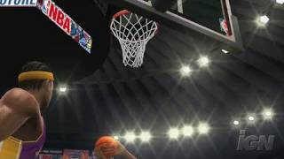 NBA '08 PlayStation 3 Gameplay - Player Progression
