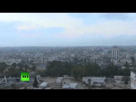 Latest News Video Israel Attack Gaza Palestine 2014