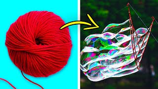 28 FUN AND CREATIVE WAYS TO USE SIMPLE THINGS