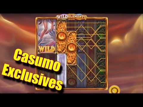 Casumo Exclusives! - Our First Video From Casumo - Online Slots - Casumo - The Reel Story
