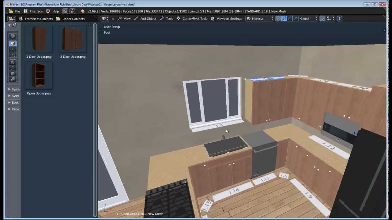 Interior Design with Blender YouTube