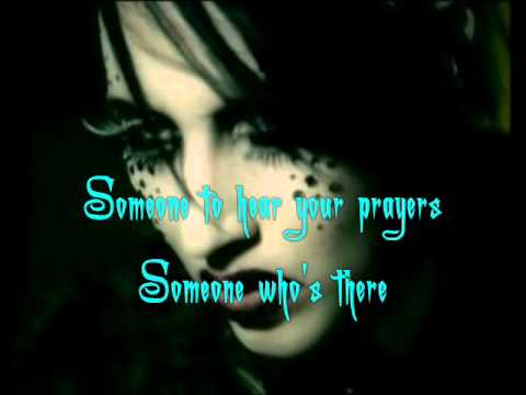 Personal Jesus - Marilyn Manson [Lyrics, Video w/ pic.]