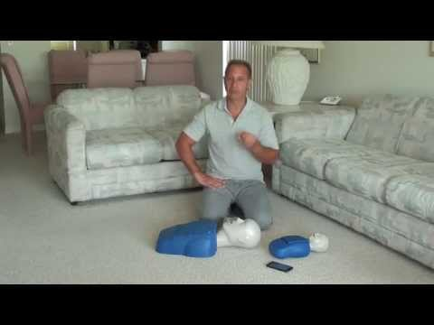 CPR Instructional Video 2015