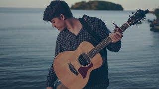 Bon Iver - Holocene (Acoustic cover on the lake) - Stafaband