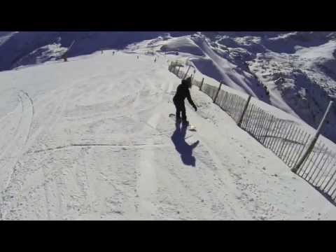 GoPro ski 2013 (music by the family crest- make me a boat)