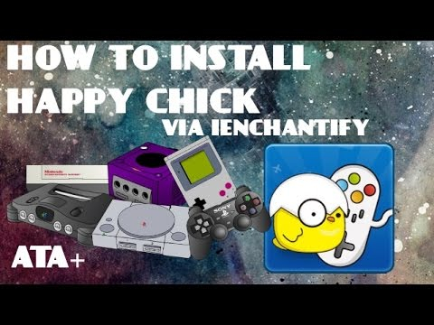 HOW TO: INSTALL HAPPY CHICK ON IOS 10!