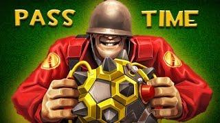 TF2- Pass Time / Nuevo modo de juego / Opinión