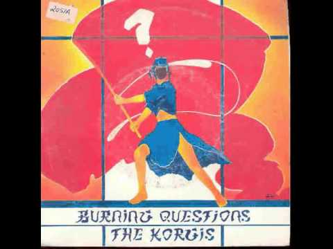 The Korgis - Burning Questions (Extended)-12""