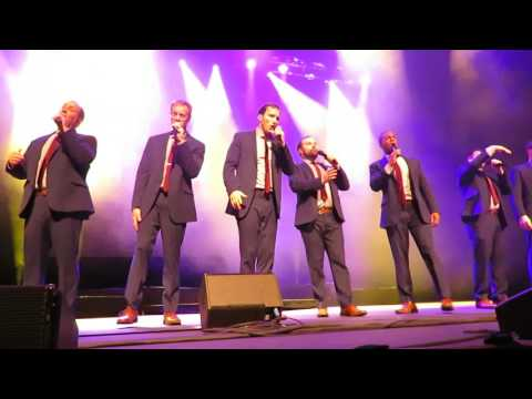 12 Days of Christmas - Straight No Chaser - Rockford - 120916